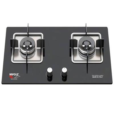 Bếp gas âm kính Napoliz NA-E250