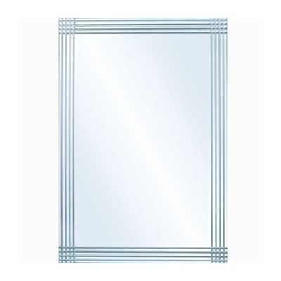Gương phòng tắm Đình Quốc DQ185 kích thước 50×70