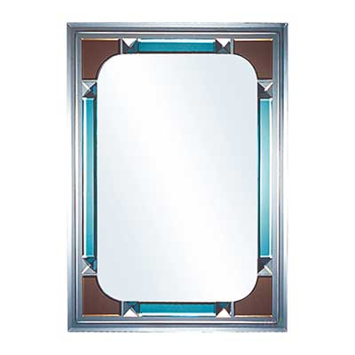 Gương phòng tắm Đình Quốc DQ4111 kích thước 60×80
