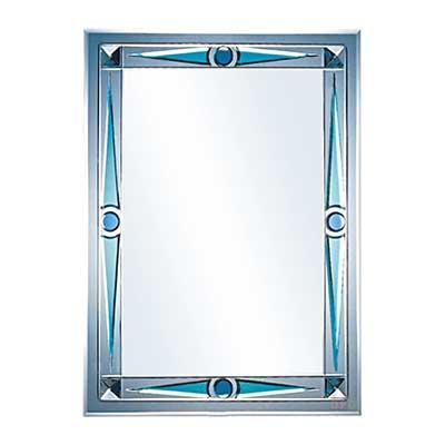 Gương phòng tắm Đình Quốc DQ4117 kích thước 50×70