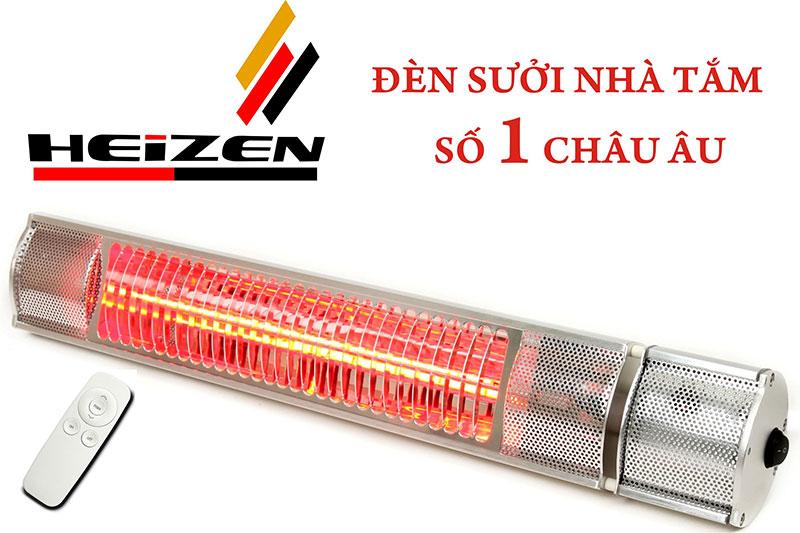 Đèn sưởi nhà tắm Heizen HEIT-R