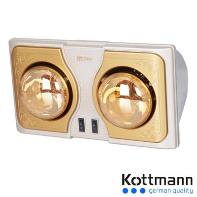 Đèn sưởi nhà tắm Kottmann K2BH