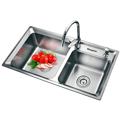 Chậu rửa bát Kangaroo KG8345