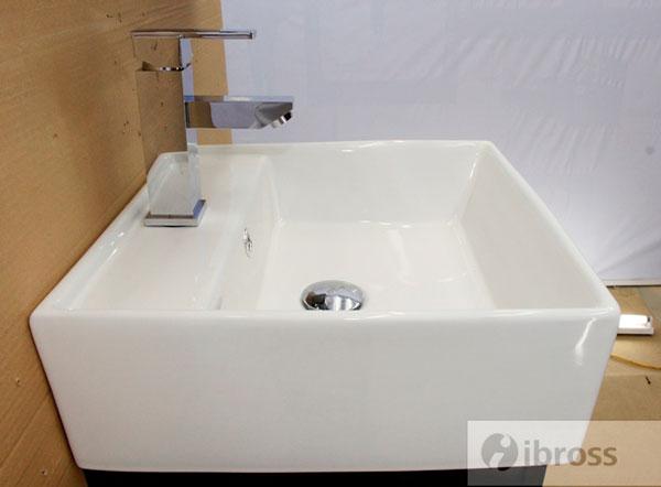 Bộ tủ chậu BROSS S-0202 Inox SUS 304 cao cấp