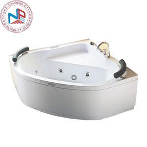 Bồn tắm massage Nofer VR-106P (có sục khí, đế ngọc trai)