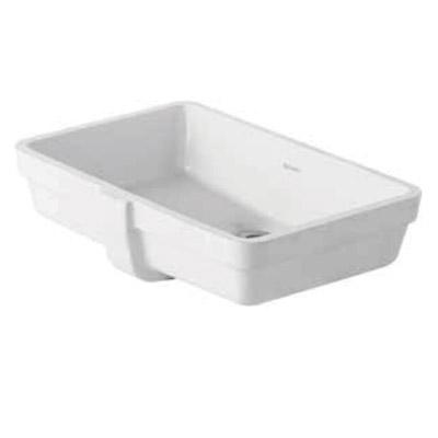 Chậu lavabo HAFELE Duravit 588.45.021