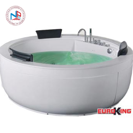 Bồn tắm massage Euroking EU-6168D (có sục khí)