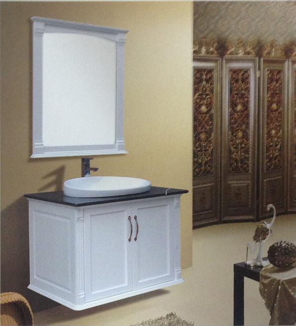 Bộ tủ chậu PVC cao cấp BROSS BRS-603