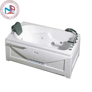Bồn tắm massage Nofer NG-5501R (đế ngọc trai, sục khí)