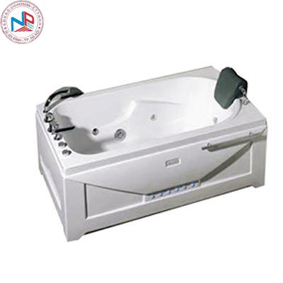 Bồn tắm massage Nofer NG-5501L (đế ngọc trai, sục khí)