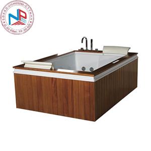 Bồn tắm massage Nofer NG-5512 (có sục khí)