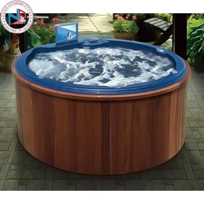 Bồn tắm massage Nofer SPA-003 (có sục khí, Tivi LCD)