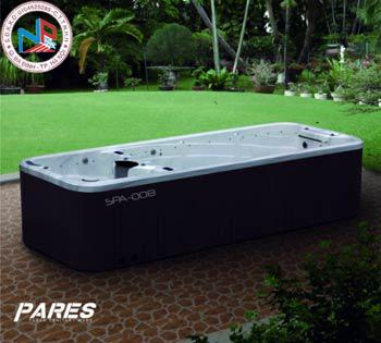 Bồn tắm massage Nofer SPA-008 (có sục khí)