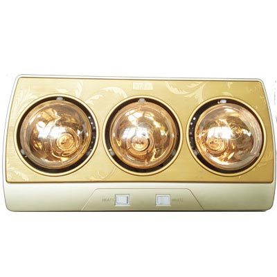 Đèn sưởi nhà tắm Braun Kohn KP03G