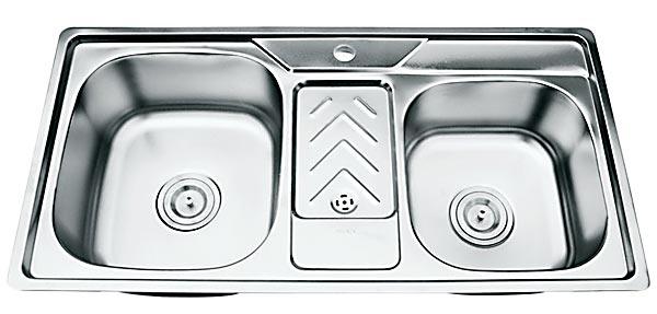 Bộ chậu rửa bát inox S79 cao cấp phân phối chính hãng