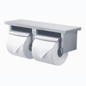 hộp đựng giấy vệ sinh đôi kèm kệ ToTo DS716W icon