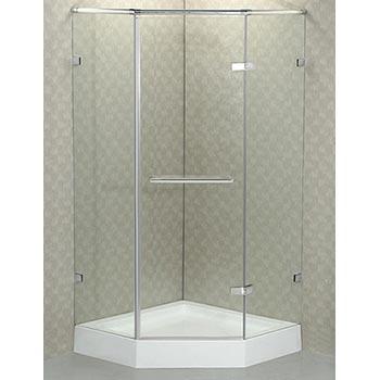 Cabin tắm vách kính Caesar SD5320AT-RO
