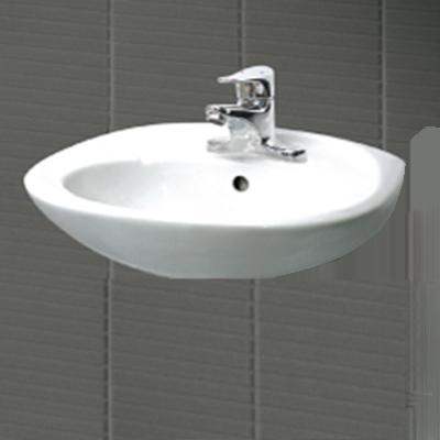 Chậu rửa treo tường Inax L-284V (Màu trắng)