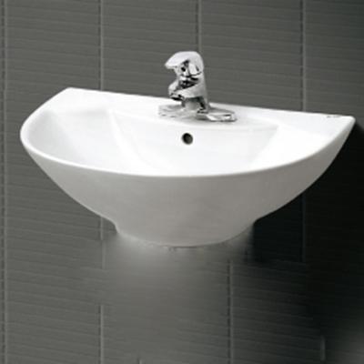 Chậu rửa lavabo Inax L-288V (màu trắng)