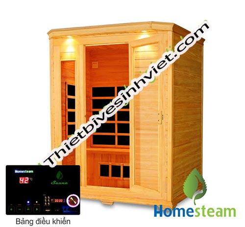 Phòng xông hơi khô HomeSteam HS-301A