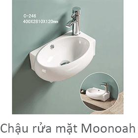Chậu rửa mặt Moonoah