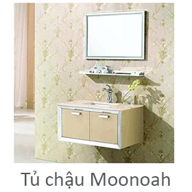Tủ chậu phòng tắm Moonoah