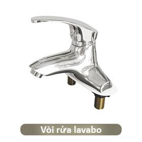 Vòi rửa lavabo Rovely