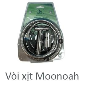 Vòi xịt toilet Moonoah