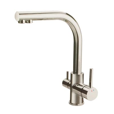 Vòi rửa bát 3 đường nước HTR 109