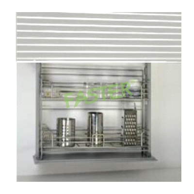 Hệ di động tủ trên Faster FS KBM800J
