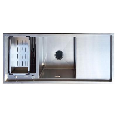 Chậu rửa bát cao cấp DaeLim 11047 (inox 304)