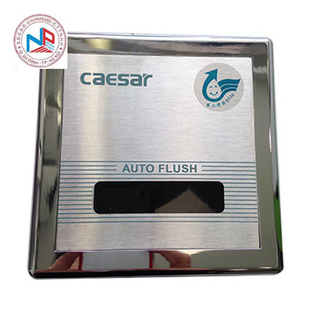 Van xả cảm ứng Tiểu nam Caesar A637 (điện 220V)