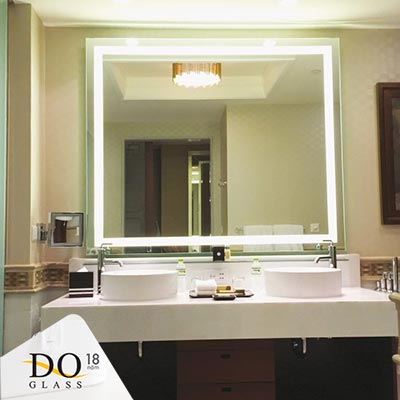 Gương đèn LED Đình Quốc DQ 66670 (70×70)