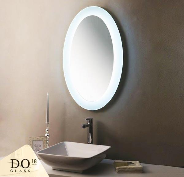 Gương đèn LED Đình Quốc DQ 67006 (50×70)