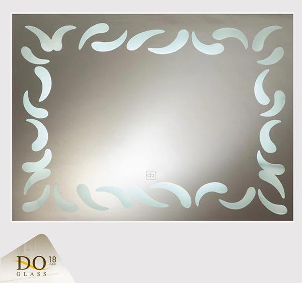 Gương đèn LED Đình Quốc DQ 67013 (50×70)