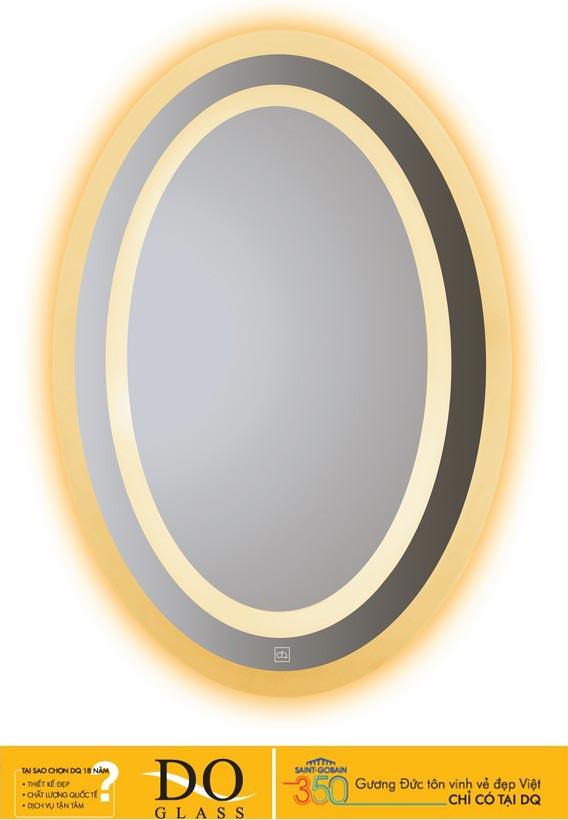 Gương đèn LED Đình Quốc DQ 67032