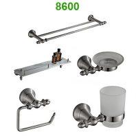 Bộ phụ kiện phòng tắm inox 304 Moonoah MN-8600