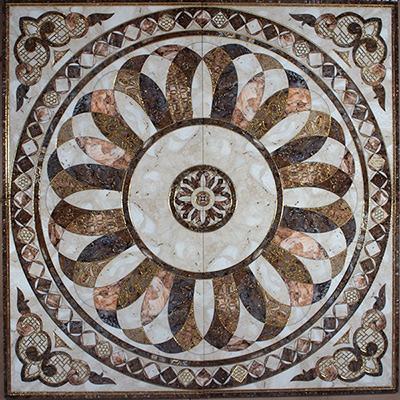 Gạch thảm trang trí NPTH032