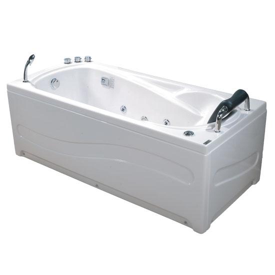 Bồn tắm massage ngọc trai MICIO PM-170L (Yếm trái)