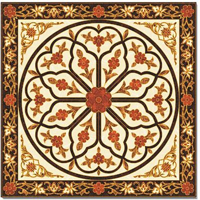 Gạch thảm trang trí NPTH015