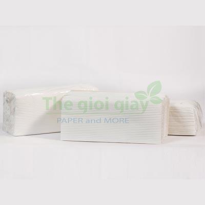Khăn giấy lau tay 1 lớp