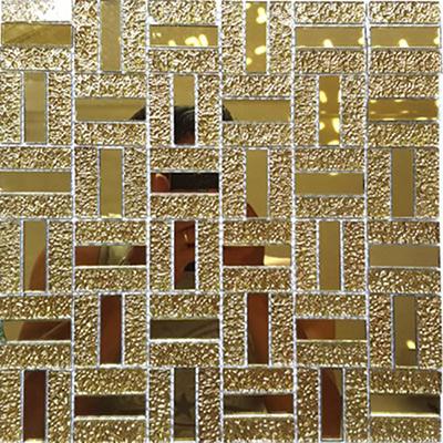 Gạch trang trí Mosaic GVN-1548