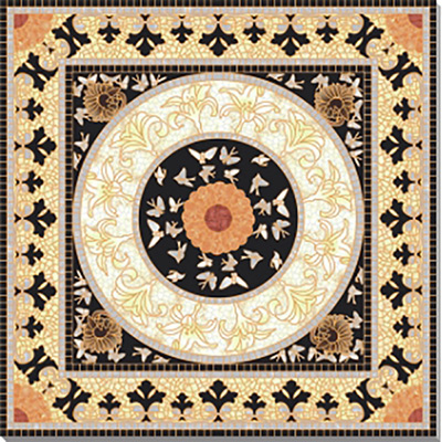 Gạch thảm trang trí NPTH018