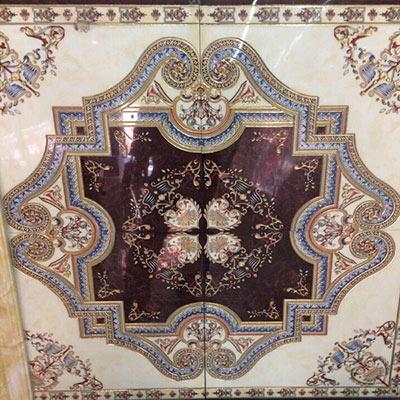 Gạch thảm trang trí NPTH076N