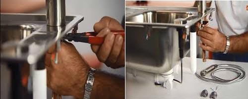 Cách vệ sinh sen vòi inox 304