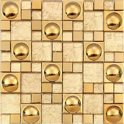 Gạch trang trí Mosaic LKV 2548