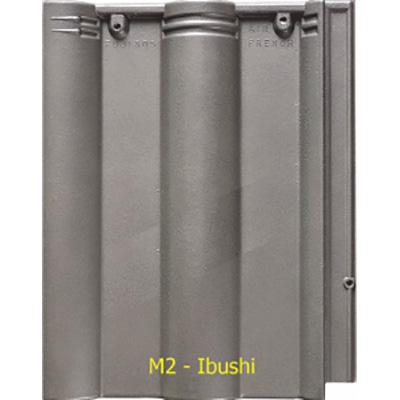 Ngói màu FUJI sóng M2 Ngói màu FUJI là sản phẩm liên doanh Việt Nam – Nhật Bản, được sản xuất theo bản quyền công nghệ và trên dây chuyền thiết bị hiện đại nhất của số Nhật Bản. Trên 60% sản lượng ngói Fuji sản xuất tại Việt Nam đã được xuất khẩu sang Nhật Bản và các quốc gia khác. Với công nghệ sản xuất tiên tiến và nguyên vật liệu đáp ứng các tiêu chuẩn nghiêm ngặt về bảo vệ sức khỏe con người và môi trường của Nhật Bản. Xuất xứ: Hãng sản xuất: FUJI VIỆT NAM Công nghệ sản xuất: Nhật Bản Nơi sản xuất: Việt Nam