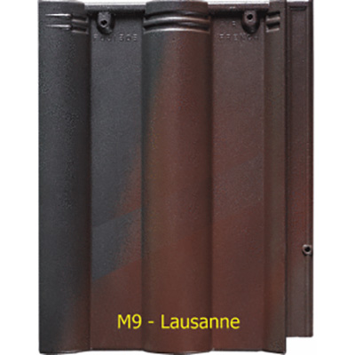 Ngói màu FUJI sóng M9