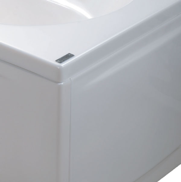 Bồn tắm MICIO PBN-170L (Ngọc trai, Yếm trái)
