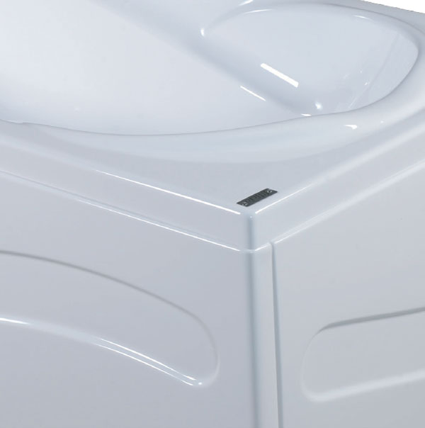 Bồn tắm MICIO WB-170R (Acrylic, Yếm phải)